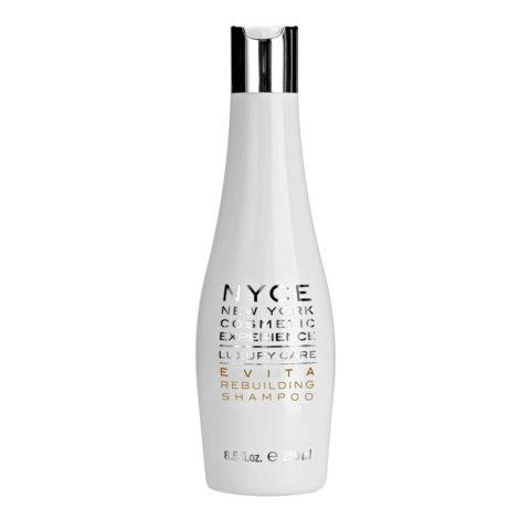 Nyce Luxury Care Evita Rebuilding Shampoo 250ml - champú reestructurante