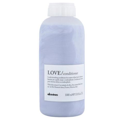 Davines Essential hair care Love smooth Conditioner 1000ml