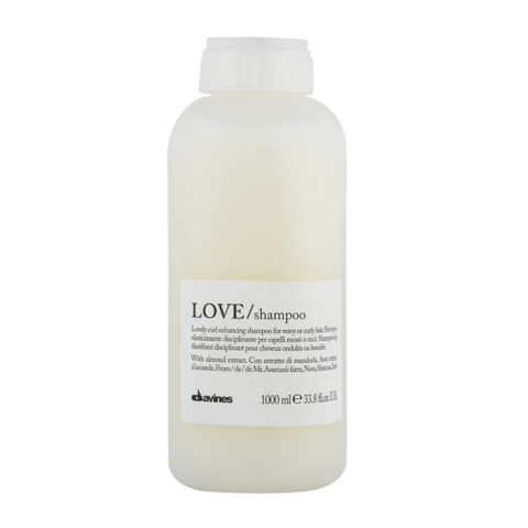 Davines Essential hair care Love curl Shampoo 1000ml - Champú elastizante