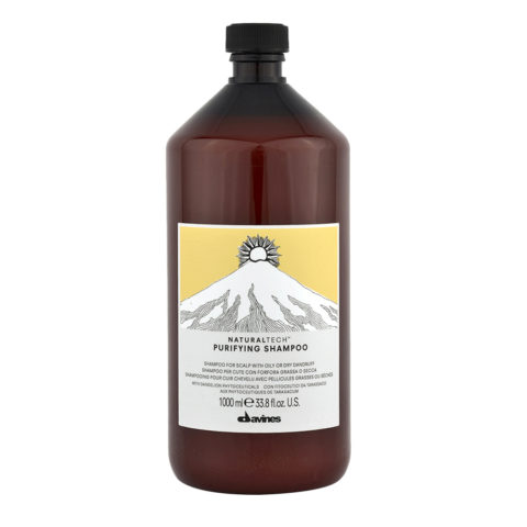 Davines Naturaltech Purifying Shampoo 1000ml