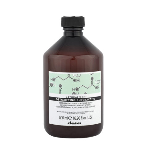 Davines Naturaltech Detoxifying Superactive 500ml
