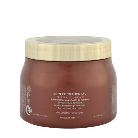Kerastase Aura Botanica Soin Fondamental 500ml - Acondicionador de nutriciòn cabello seco