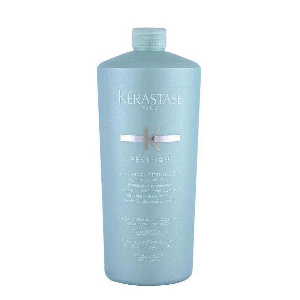 Kerastase Specifique Bain Vital dermo-calm 1000ml - champú calmante