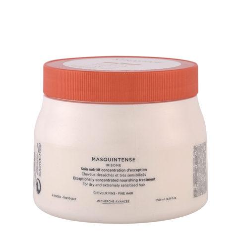 Kerastase Nutritive Masquintense Fine Hair 500ml - mascarilla hidratante para cabello fino