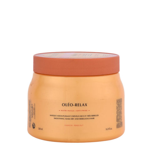 Kerastase Nutritive Masque Oleo Relax 500ml - mascarilla anti frizz para cabello seco
