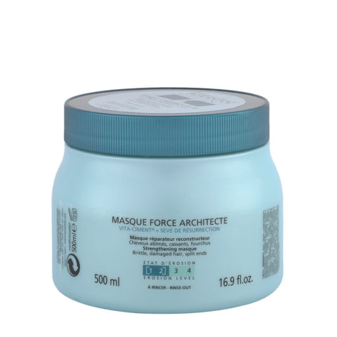 Kerastase Résistance Masque Force Architecte 500ml - Mascarilla de Reconstruccion
