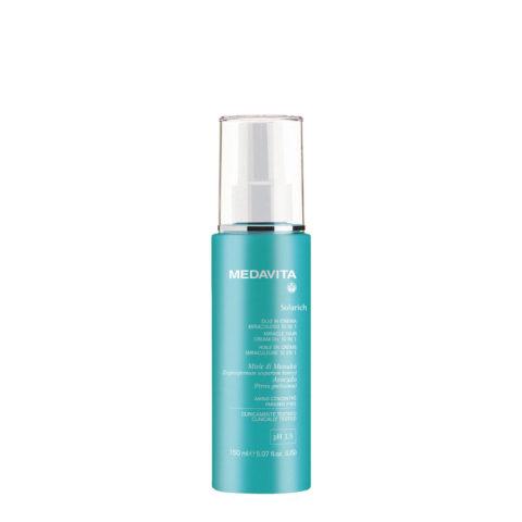 Medavita Lunghezze Solarich Miracle hair Cream Oil 10in1,  150ml - Crema oleosa con acción 10 en 1