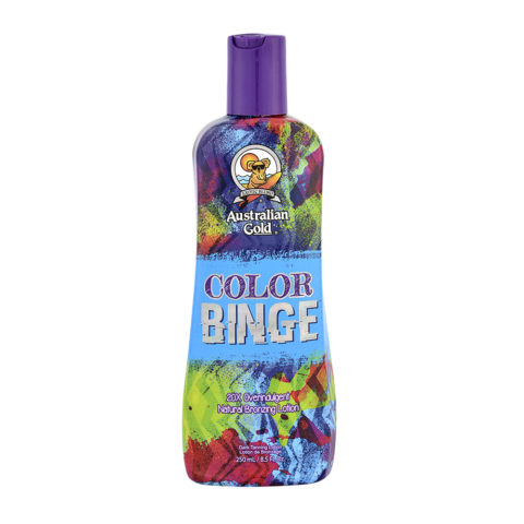 Australian Gold Good Line Color Binge Intensificador con Bronces Naturales 250ml