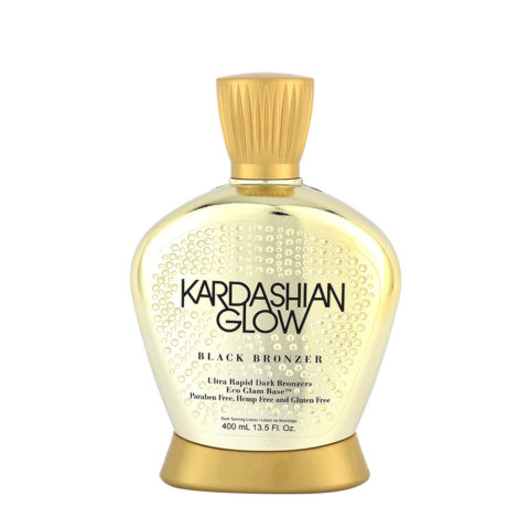 Australian Gold Kardashian Glow Black Bronzer Intensificador con Autobronceador 400ml