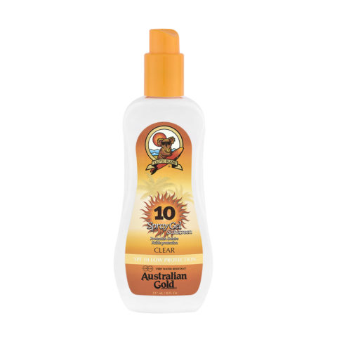 Australian Gold Protector Solar SPF10 Spray Gel 237ml