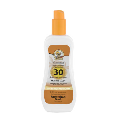 Australian Gold Protector Solar SPF30 Spray Gel 237ml