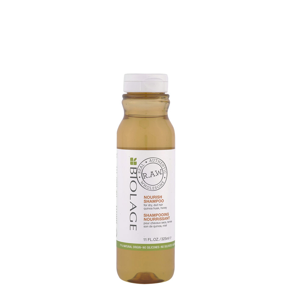 Biolage RAW Nourish Shampoo 325ml - Champú nutritivo