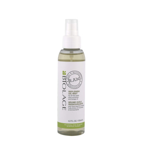 Biolage RAW Replenish Oil Mist 125ml