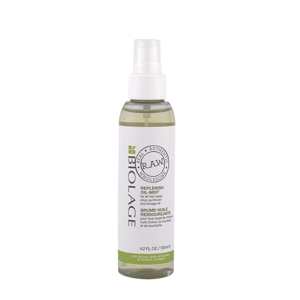 Biolage RAW Replenish Oil Mist 125ml
