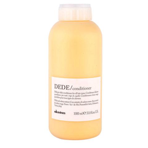 Davines Essential hair care Dede Conditioner 1000ml - Acondicionador diario