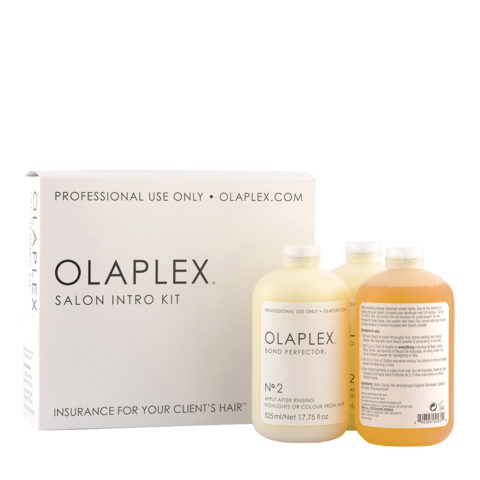 Olaplex Salon Intro Kit n°1 525ml   2x n°2 525ml
