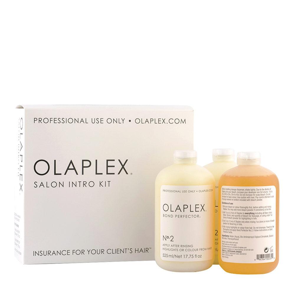 Olaplex Salon Intro Kit n 1 525ml   2x n 2 525ml