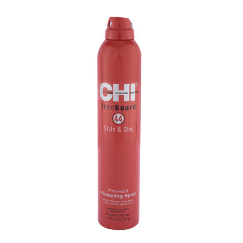 CHI 44 Iron Guard Style & Stay Firm Hold Protecting Spray 284gr - spray protector