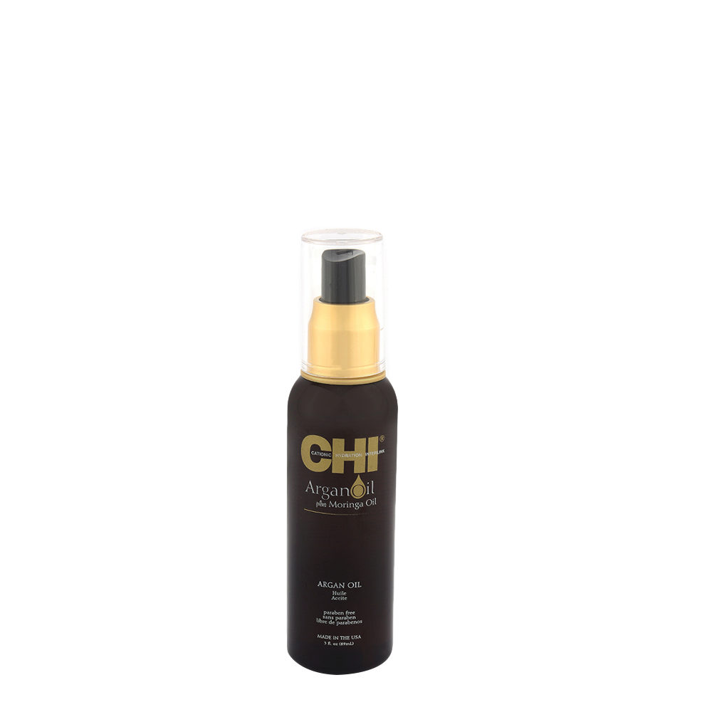 CHI Argan Oil plus Moringa Oil 89ml - aceite de Argan y Moringa