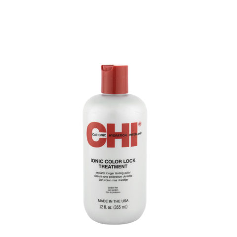 CHI Infra Ionic Color Lock Treatment 355ml - color mas durable