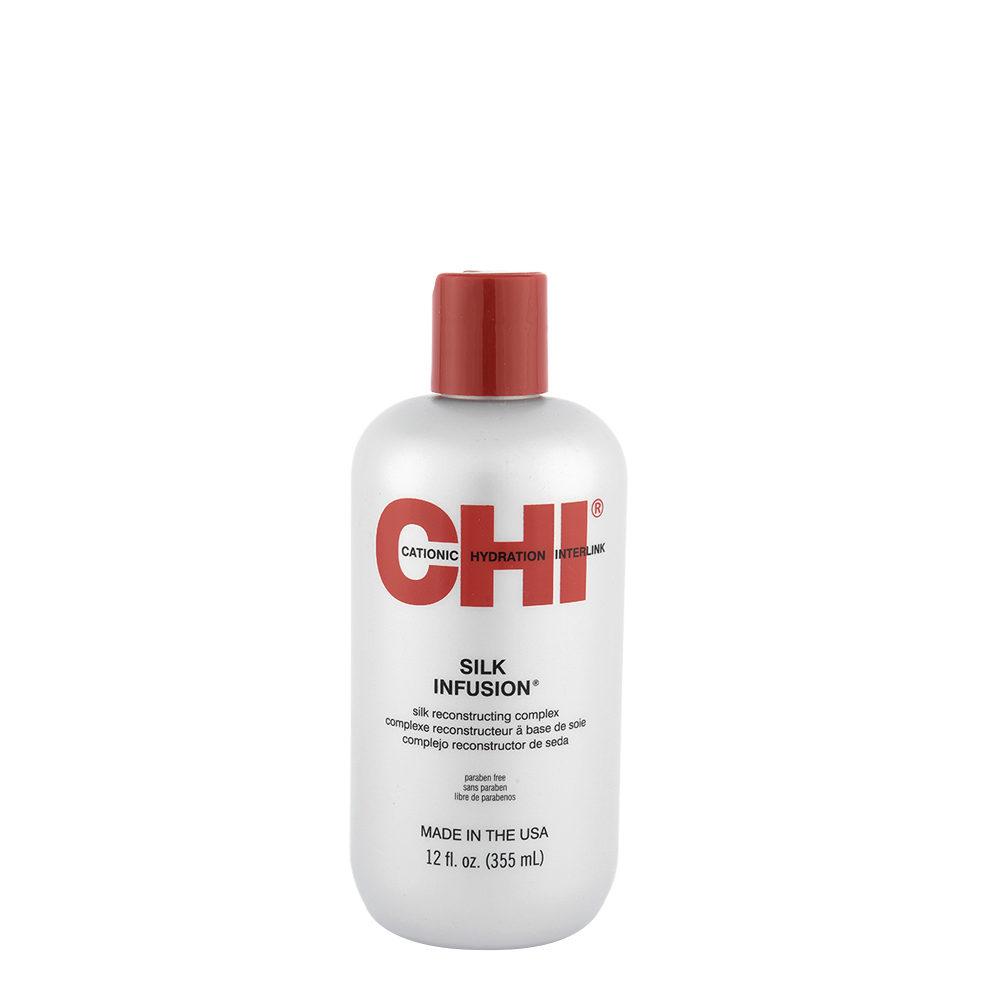 CHI Infra Silk Infusion 355ml - complejo reconstructor de seda