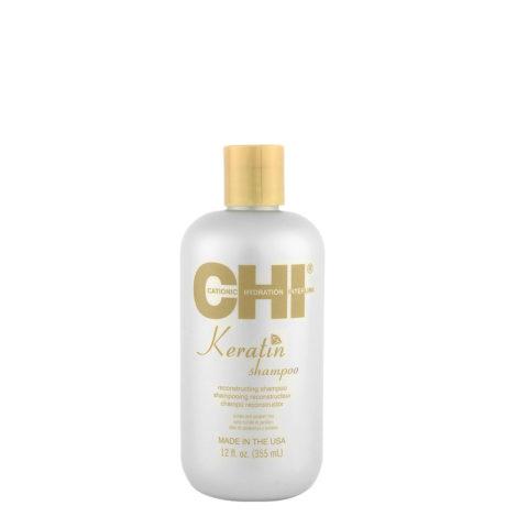 CHI Keratin Shampoo 355ml - Champù Reconstructor