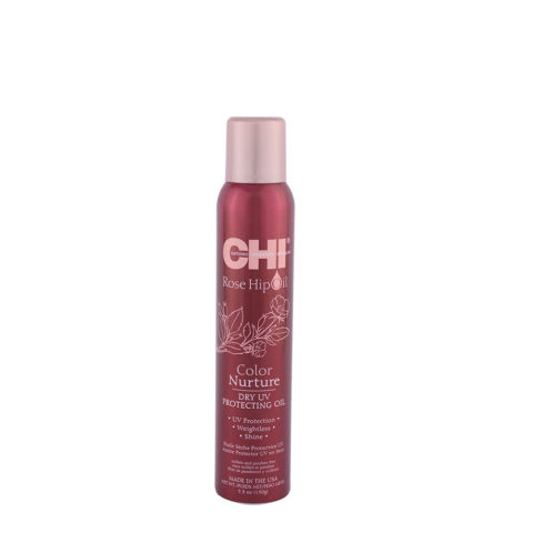 CHI Rose Hip Oil Dry UV Protecting Oil 150gr - aceite protector UV en seco