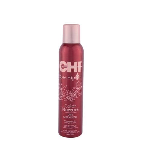 CHI Rose Hip Oil Dry Shampoo 198gr - champù en seco