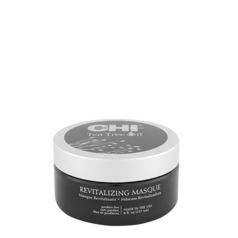 CHI Tea Tree Oil Revitalizing Masque 237ml - máscara revitalizadora
