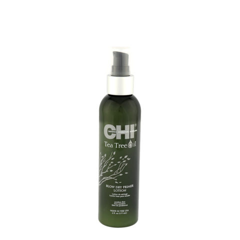 CHI Tea Tree Oil Blow Dry Primer Lotion 177ml - lociòn base para secado