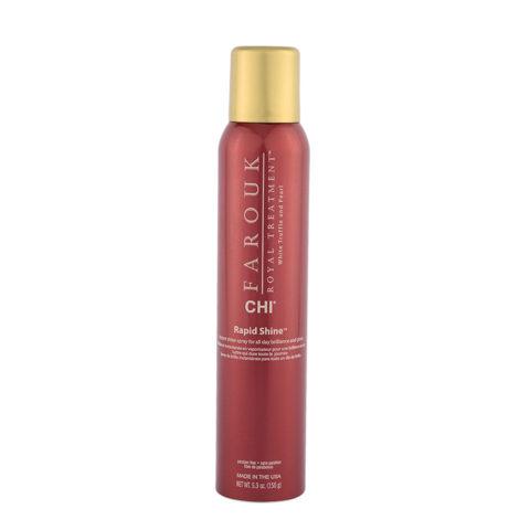 CHI Royal Treatment Rapid Shine Spray 150gr - spray de brillo instantàneo para todo un dìa de brillo