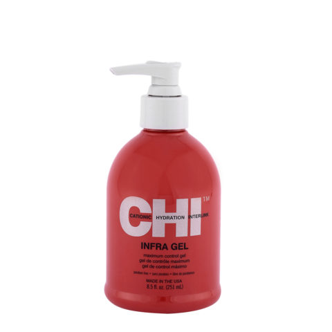 CHI Styling and Finish Infra Gel 251ml - gel de control maximo