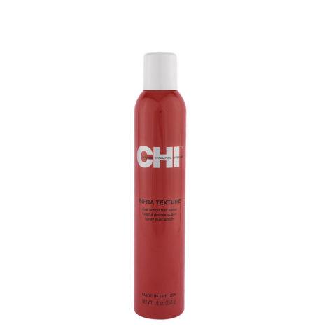 CHI Styling and Finish Infra Texture Hairspray 250gr - Spray dual action
