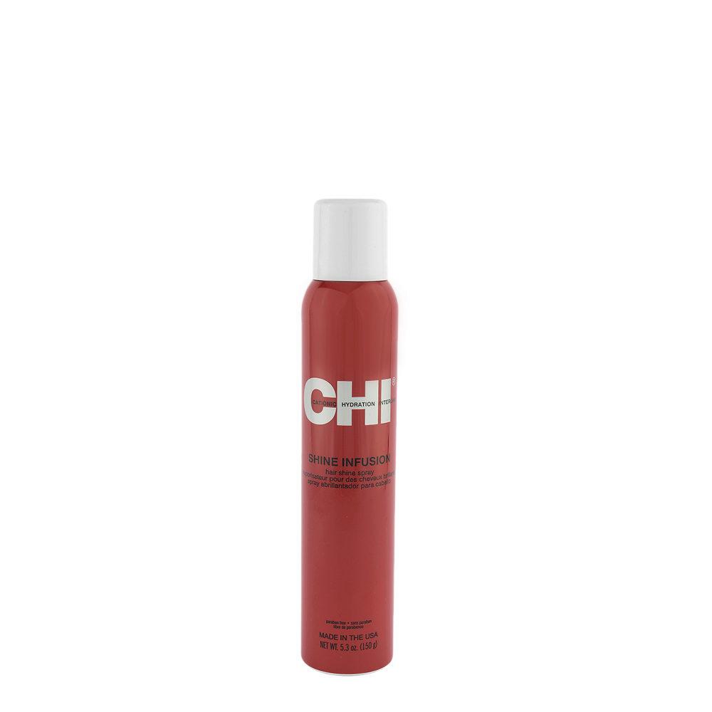 CHI Styling and Finish Shine Infusion Spray 150gr - spray abrillantador para cabello