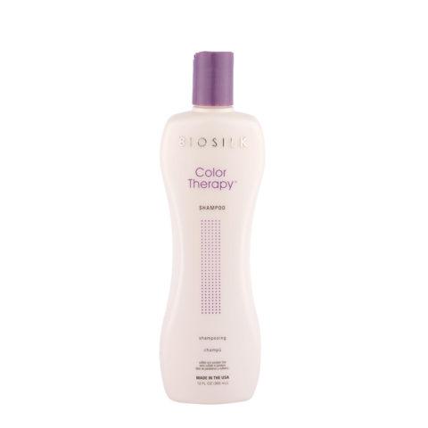 Biosilk Color Therapy Shampoo 355ml - champù protecciòn natural del color