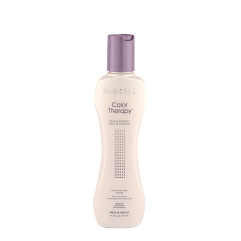 Biosilk Color Therapy Lock & Protect Leave In Treatment 167ml - tratamiento sin enjuague