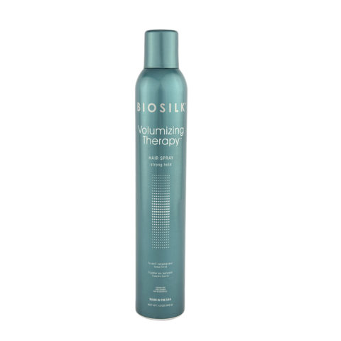 Biosilk Volumizing Therapy Hairspray 340gr - fijador en aerosol fijaciòn fuerte