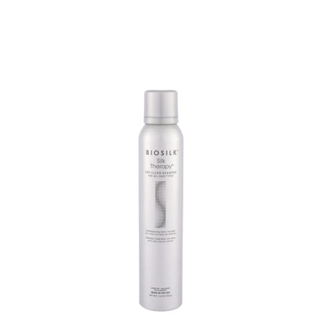 Biosilk Silk Therapy Dry Clean Shampoo 150gr - champù limpiador en seco para todo tipo de cabello