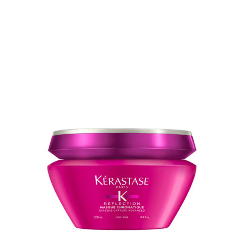 Kerastase Reflection Masque Chromatique fine hair 200ml - Mascarilla Cabello Coloreado y Fino