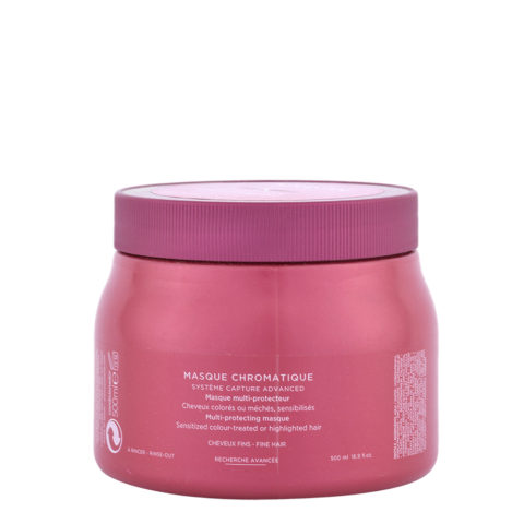 Kerastase Reflection Masque Chromatique fine hair 500ml - Mascarilla Cabello Coloreado y Fino