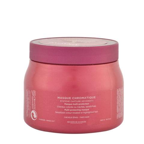 Kerastase Reflection Masque Chromatique thick hair 500ml - Mascarilla  Cabello Coloreado y Grueso