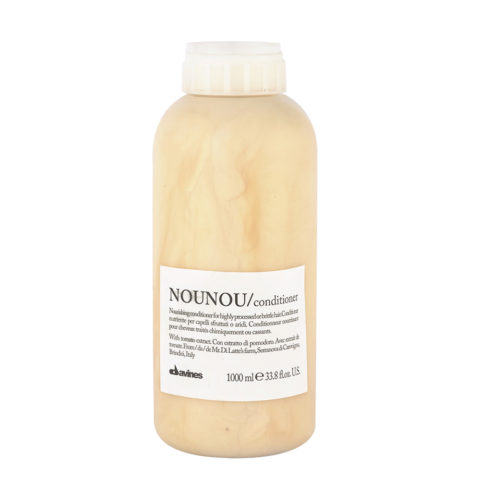 Davines Essential hair care Nounou Conditioner 1000ml - Acondicionador Nutritiva