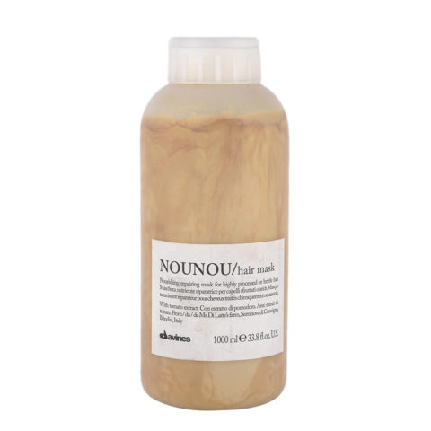 Davines Essential hair care Nounou Hair Mask 1000ml - Mascarilla Nutritiva y Reparadora