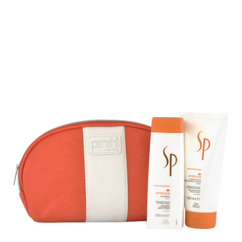 Wella SP After sun Shampoo 250ml Conditioner 200ml en regalo Bolsa