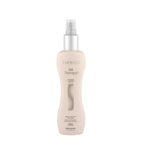 Biosilk Silk Therapy Styling Thermal Shield 207ml - spray proteccion termica