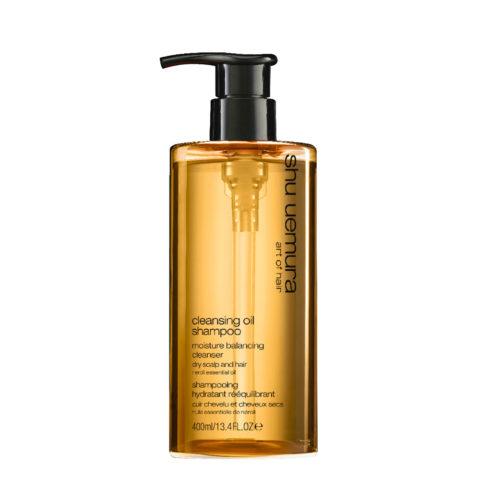 Shu Uemura Cleansing Oil Shampoo for dry scalp 400ml - Champú Hidratante Cutis Seca