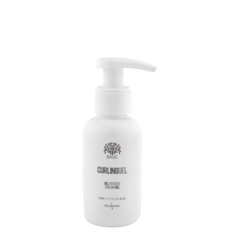 Naturalmente Basic Curling Gel 100ml