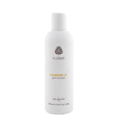 Naturalmente Flower Shampoo Chamomile 250ml