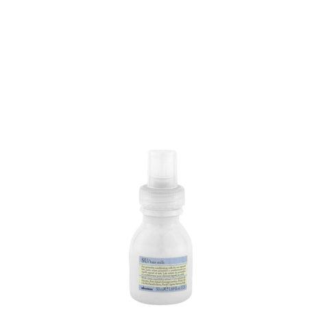 Davines SU Milk 50ml - leche protectora y suavizante solar