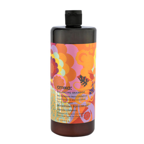 amika: Treatment Balancing Shampoo 1000ml